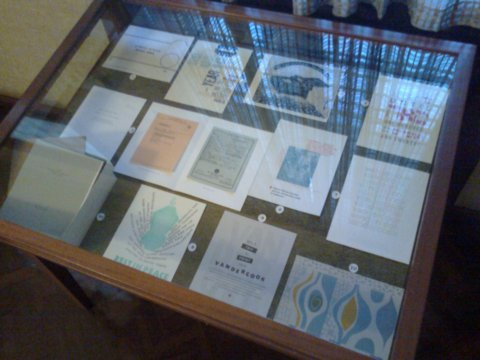 Vandercook Centenary Print Bundle display